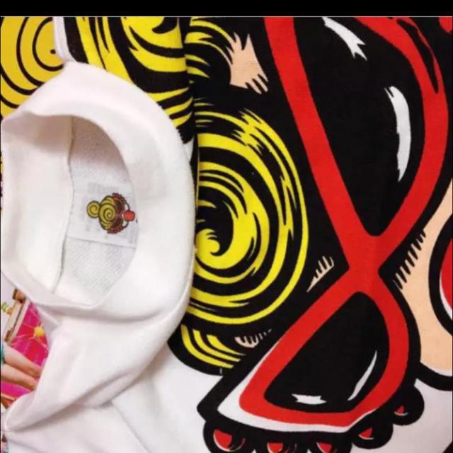 HYSTERIC MINI(ヒステリックミニ)の緊急値下げ ヒステリックミニ ミニちゃんリブハイネックスウェット地BIG半袖 キッズ/ベビー/マタニティのキッズ服 女の子用(90cm~)(その他)の商品写真