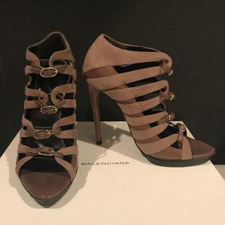 バレンシアガ(Balenciaga)のBALENCIAGA バレンシアガ シューズ 靴 サンダル 36サイズ(サンダル)