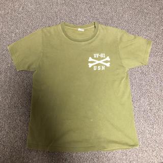 バズリクソンズ(Buzz Rickson's)のバズリククソンズ スカル USN Tシャツ(Tシャツ/カットソー(半袖/袖なし))