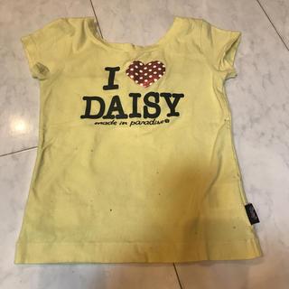 Daisy Tシャツ  120 ナルミヤ