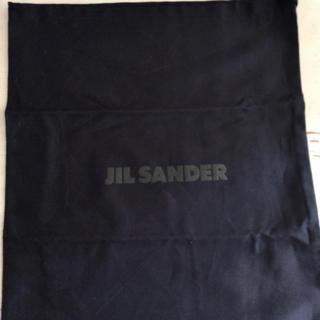 ジルサンダー(Jil Sander)のJIL SANDER ジルサンダー 巾着 保存袋(ショップ袋)