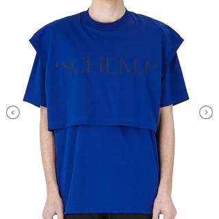 ジョンローレンスサリバン(JOHN LAWRENCE SULLIVAN)の違和感さん専用 JOHN LAWRENCE SULLIVAN  TEE 18SS(Tシャツ/カットソー(半袖/袖なし))