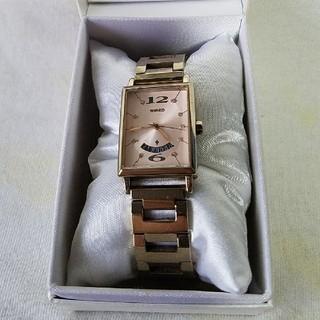 ワイアード(WIRED)のWIRED 腕時計 SEIKO 箱付き(腕時計)