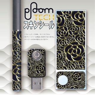 プルームテック(PloomTECH)のプルームテック スキンシール カメリア No.5 ploomtech(その他)