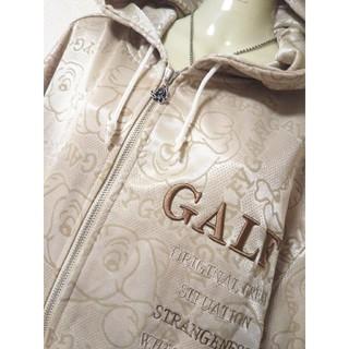 ガルフィー(GALFY)の売りきれました。新品*GALFY総柄&ロゴ刺繍上下セットアップ(パーカー)