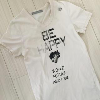 フランシストモークス(FranCisT_MOR.K.S.)のフランシストモークス💀Tシャツ (Tシャツ/カットソー(半袖/袖なし))