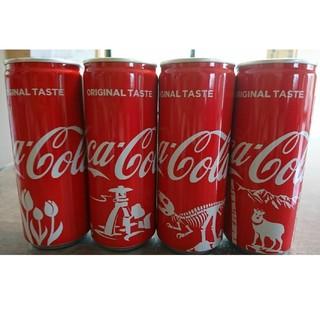 コカコーラ(コカ・コーラ)のコカ・コーラ  北陸デザイン缶(その他)