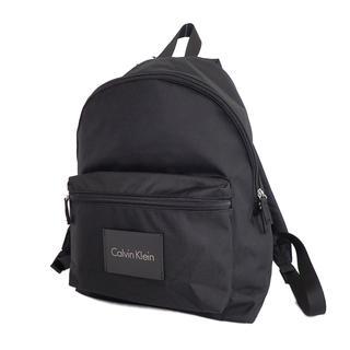 カルバンクライン(Calvin Klein)の【新品未使用】カルバンクライン リュックサック ブラック I0449(バッグパック/リュック)