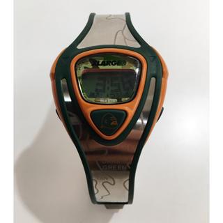 エクストララージ(XLARGE)の希少品! XLARGE×CITIZEN エクストララージ シチズン コラボ時計(腕時計(デジタル))