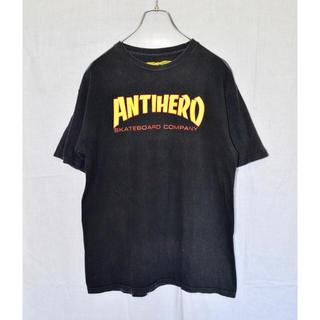 アンチヒーロー(ANTIHERO)のUSED 古着【ANTI HERO】 ロゴTシャツ(Tシャツ/カットソー(半袖/袖なし))