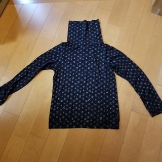 クッキーフォーチュン(COOKIE FORTUNE)のタートルネック スカル(Tシャツ(長袖/七分))