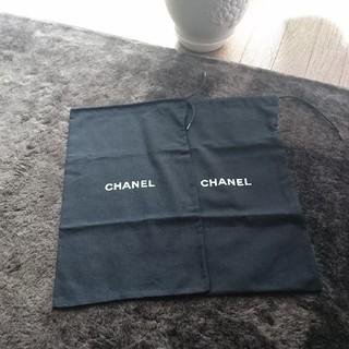 シャネル(CHANEL)のCHANEL シューズ袋(その他)