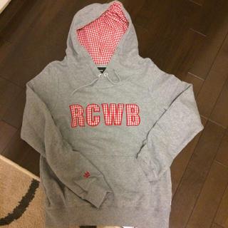 ロデオクラウンズワイドボウル(RODEO CROWNS WIDE BOWL)のRCWBパーカー(パーカー)