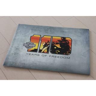ハーレーダビッドソン(Harley Davidson)の【希少】 ハーレー・ダビッドソン『110 YEARS OF FREEDOM』(カタログ/マニュアル)