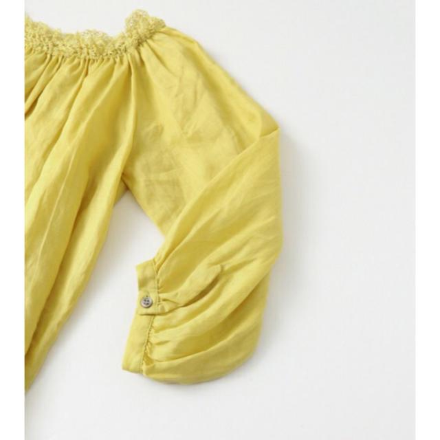 URBAN RESEARCH(アーバンリサーチ)の新品 リネンブラウス レディースのトップス(シャツ/ブラウス(長袖/七分))の商品写真
