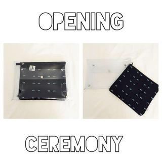 オープニングセレモニー(OPENING CEREMONY)のOpening ceremony bag(クラッチバッグ)