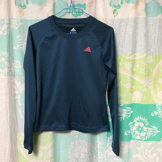 アディダス(adidas)のadidas レディース 用マラソンシャツ(ランニング/ジョギング)