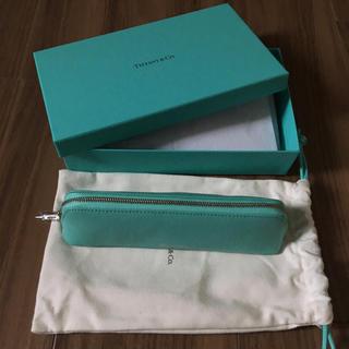 ティファニー(Tiffany & Co.)の新品 ティファニー   ペンケース ブラシケース(ペンケース/筆箱)