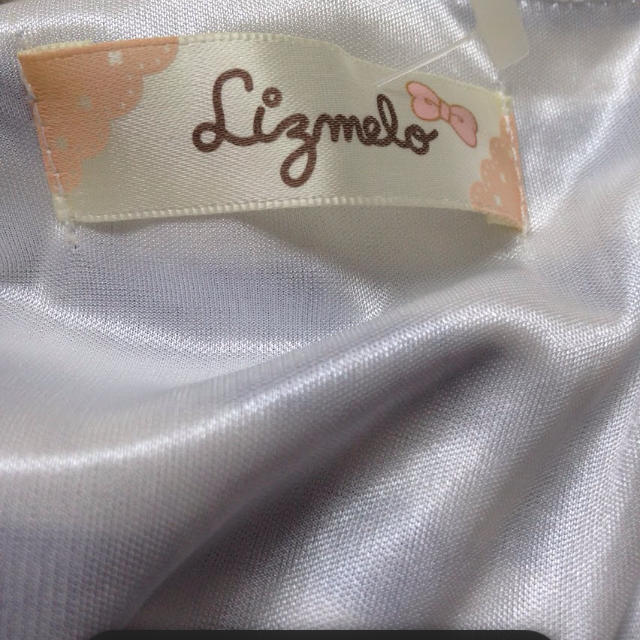 LIZ LISA(リズリサ)のリズメロ パイルワンピース レディースのワンピース(ミニワンピース)の商品写真