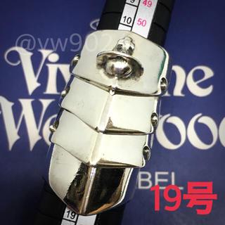 ヴィヴィアンウエストウッド(Vivienne Westwood)のヴィヴィアンウエストウッド アーマーリング  19号(リング(指輪))