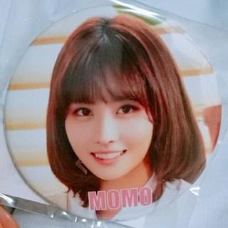 ウェストトゥワイス(Waste(twice))のモモ 缶バッチ candy pop(K-POP/アジア)