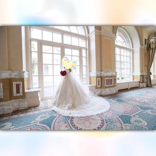 ディズニー(Disney)のFTW 結婚式 ベール ミラコスタ(その他)