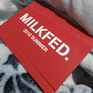 MILKFED. ポストカード