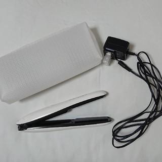 ムジルシリョウヒン(MUJI (無印良品))の無印良品 トラベル用コードレスストレートヘアアイロン(ヘアアイロン)