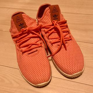 アディダス(adidas)のアディダス adidas PHARELL WILLIAMS スニーカー ピンク(スニーカー)