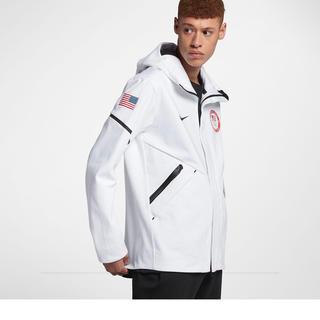 ナイキ(NIKE)の平昌オリンピック アメリカ代表 NIKE パーカー ショーンホワイト(スポーツ選手)