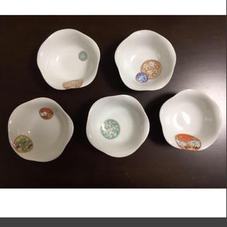 深川製磁 小皿揃 やや深めの小皿