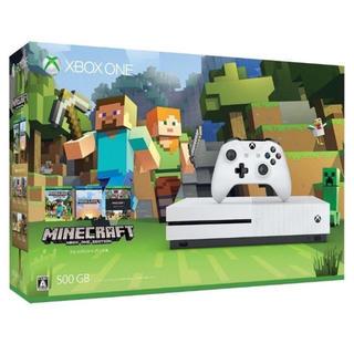 エックスボックス(Xbox)のXbox ones ソフトセット(PUBG)(家庭用ゲーム機本体)
