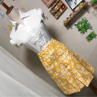 アクリス(AKRIS)の新品タグ付 AKRIS punto アクリスプント スカート(ひざ丈スカート)