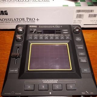コルグ(KORG)のKORG KAOSSILATOR PRO + SDカード付(DJエフェクター)