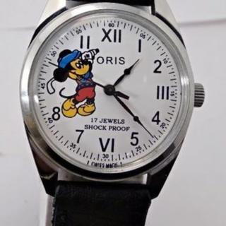 38c90fbb64 オリス(ORIS)のaiko様専用 オリス ミッキーマウス アンティーク手巻き腕時計(