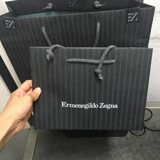 エルメネジルドゼニア(Ermenegildo Zegna)のErmenegildo Zegnaのショップバッグ(s)(ショップ袋)