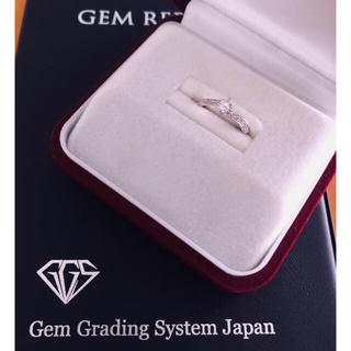 ジュエリーツツミ(JEWELRY TSUTSUMI)の❤️9月15日まで❤️Ptダイヤモンドリング 婚約指輪 未使用 5号(リング(指輪))
