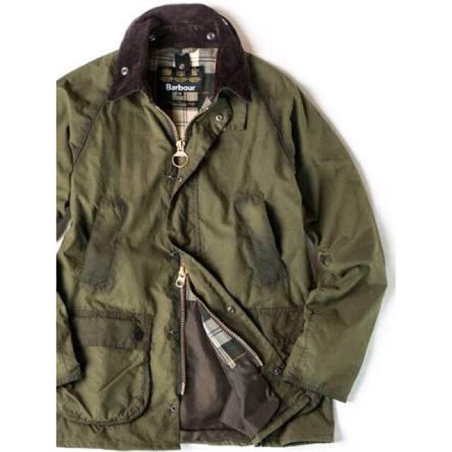 barbour washed bedale sl