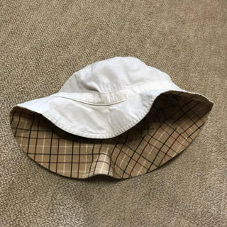 ムジルシリョウヒン(MUJI (無印良品))の無印良品⭐️キッズ 帽子 ハット(帽子)