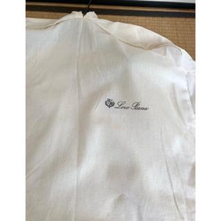 ロロピアーナ(LORO PIANA)のガーメントケース 衣装カバー(押し入れ収納/ハンガー)