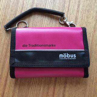 モーブス(mobus)のmobus 三つ折り サイフ(折り財布)