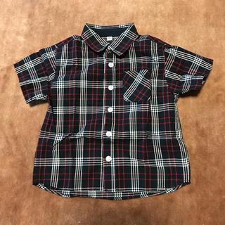 MUJI (無印良品) - チェックシャツ