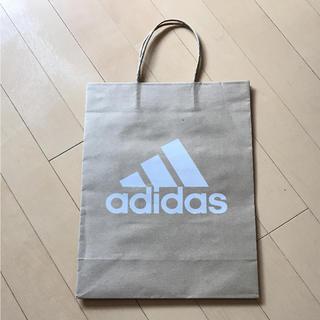 アディダス(adidas)のadidas ショップ紙袋(ショップ袋)