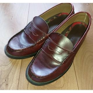 セダークレスト(CEDAR CREST)のセダークレスト 茶色 ローファー 24.5(ローファー/革靴)