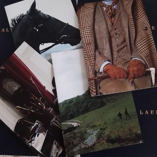 ラルフローレン(Ralph Lauren)のRALPH LAUREN グリーティングカード(カード/レター/ラッピング)