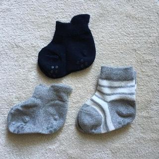 ムジルシリョウヒン(MUJI (無印良品))の無印良品 靴下 11〜13cm(靴下/タイツ)