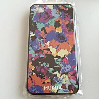 ムルーア(MURUA)の新品‼︎MURUA iPhone4ケース(モバイルケース/カバー)