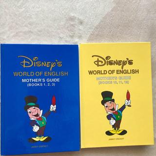 ディズニー(Disney)のワールドファミリー  マザーズガイド  確認用(知育玩具)