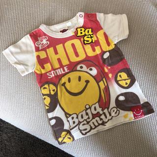 バハスマイル(BAJA SMILE)のBajaSmile Tシャツ 90㎝(Tシャツ/カットソー)