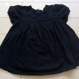 キャサリンハムネット(KATHARINE HAMNETT)の半袖ドレス 95サイズキャサリンハムネット(ドレス/フォーマル)